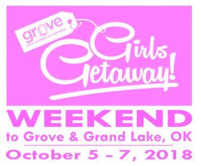 Girls Grand Getaway Weekend