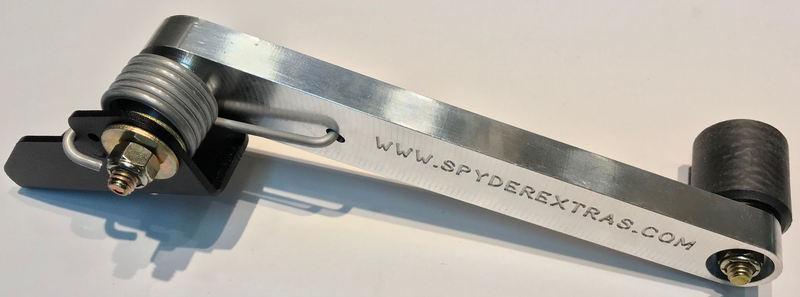 SPYDER EXTRAS F3 BILLET ALUMINUM BELT TENSIONER SF3-BT