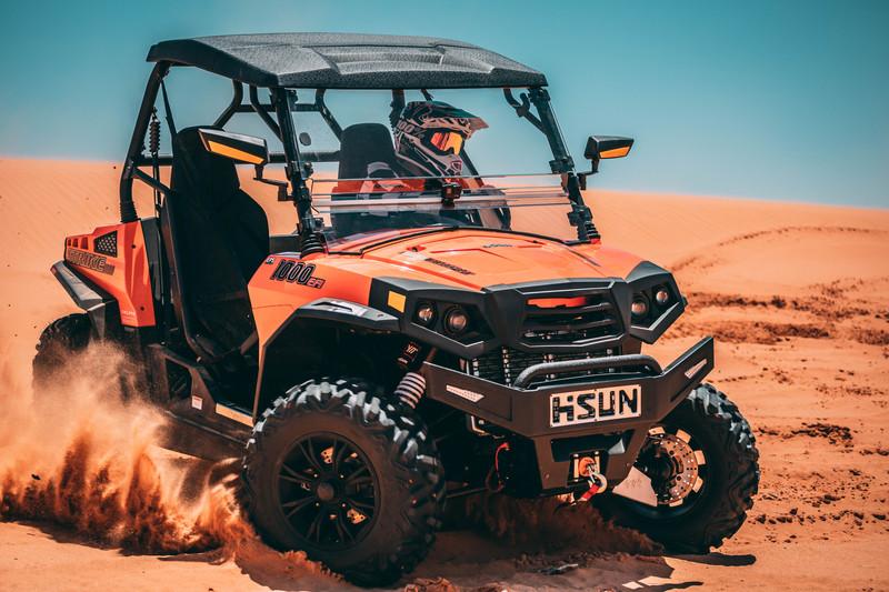 HISUN Motors Sees Tremendous Upside Thanks to Growing Dealer Network