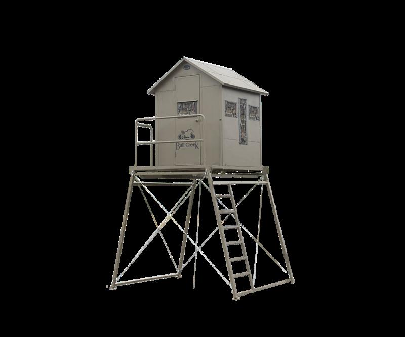 BC Blind, Platform & 8' Tower Kit