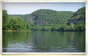 The Little Red River, Heber Springs, Arkansas