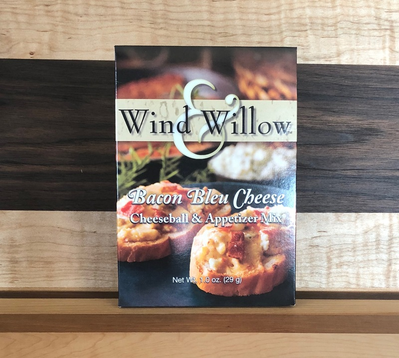 Wind & Willow Cheeseball and Appetizer Mix