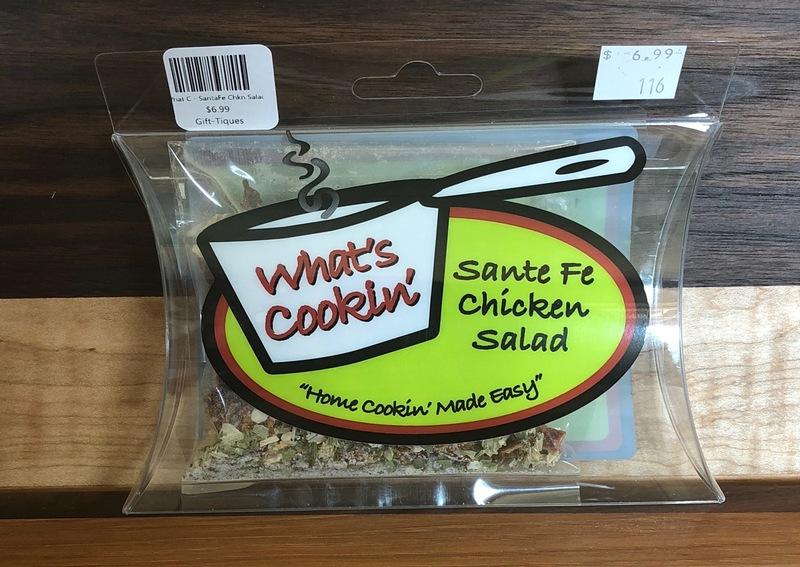 What's Cookin' Chicken Salad Mix