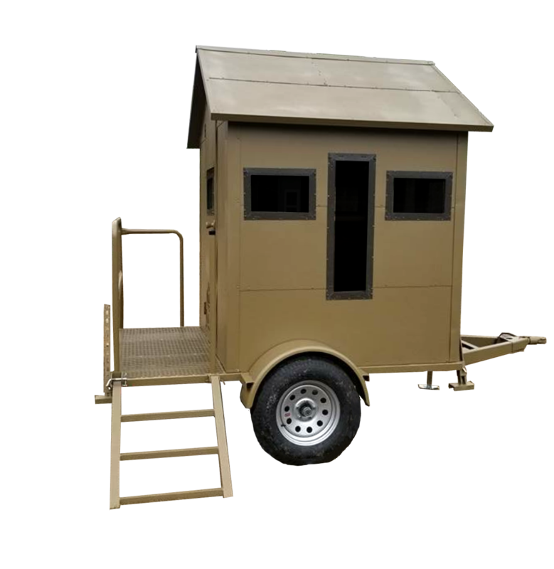 BC Blind and Trailer