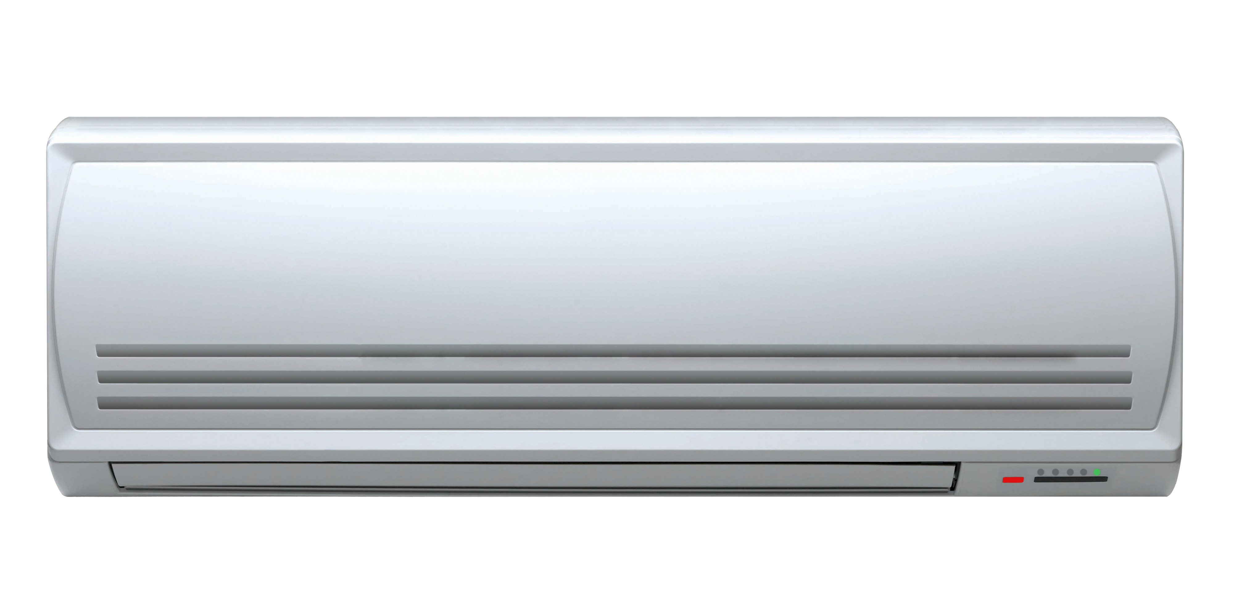 Ductless heating and air system