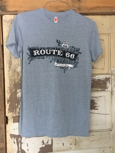 Rt 66 Steel Grey Tshirt 2XL