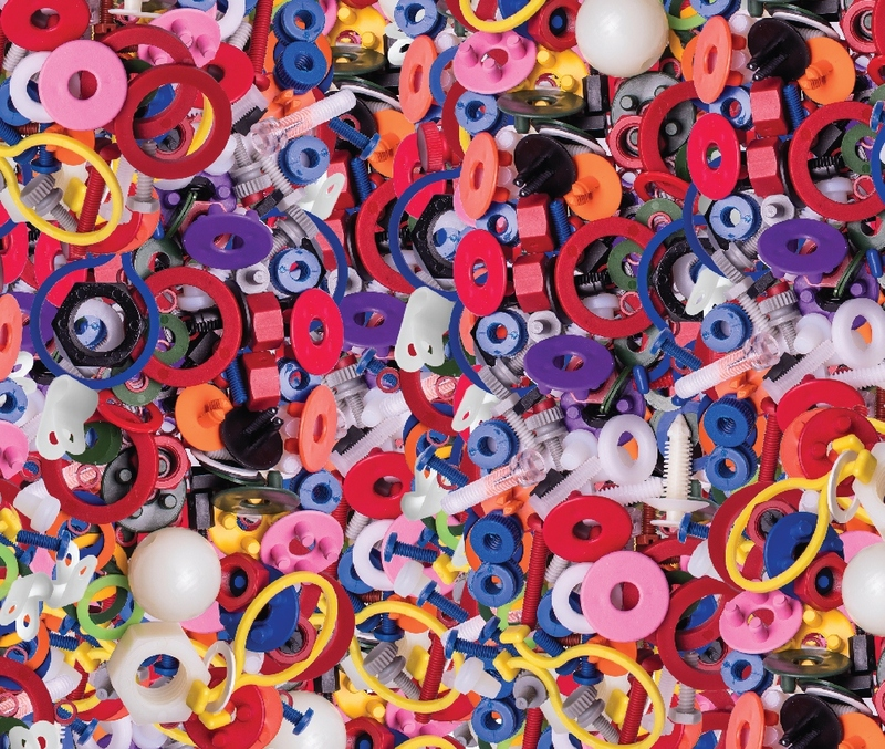 Why Color Matching Plastic Fasteners Matters