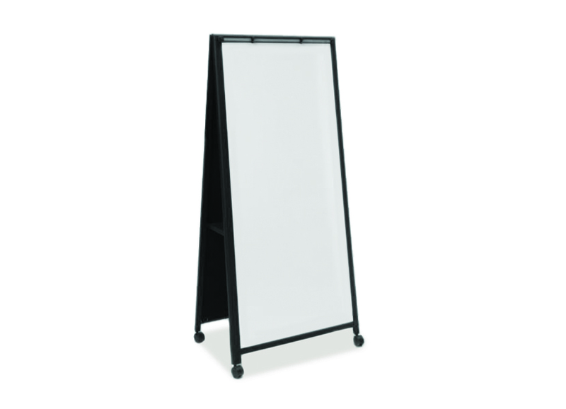 Utility A-Frame Mobile Markerboard