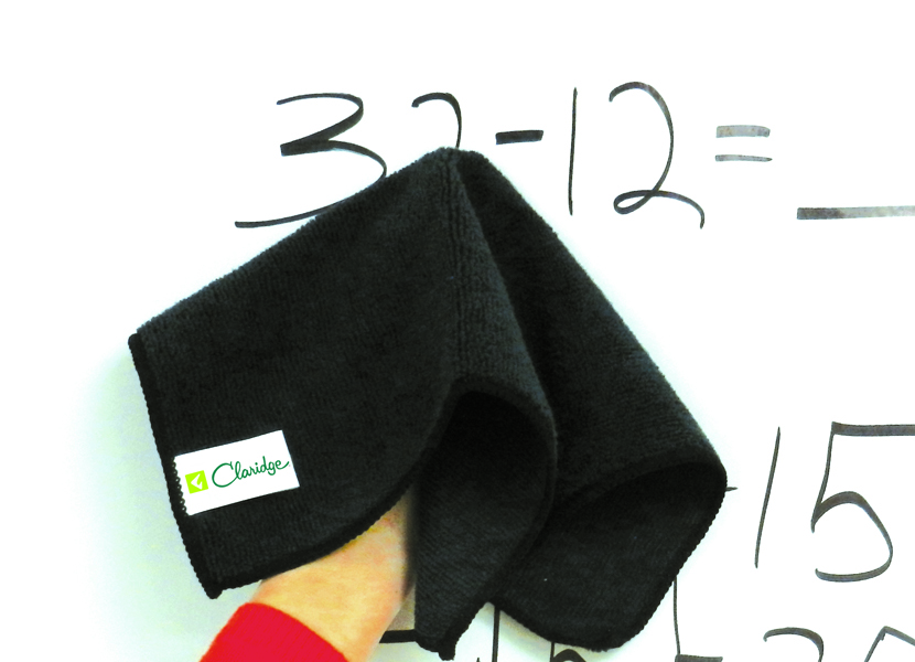 Microfiber Eraser Cloth