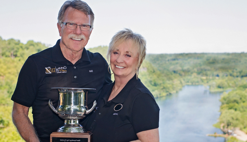 BOB RECEIVES 2017 REALTOR OF THE YEAR