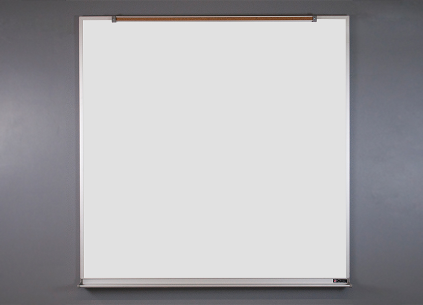 800 SERIES - Dry Erase Markerboard with 5/8