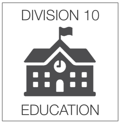 Division 10 Education Specifications & CAD Drawings