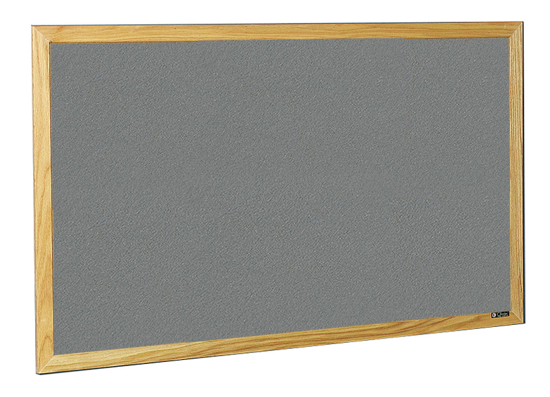 700 SERIES TACKBOARD - 1 3/4