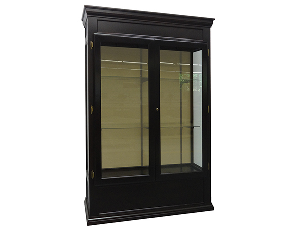 CLASSIC SERIES - Freestanding Wood Display Case