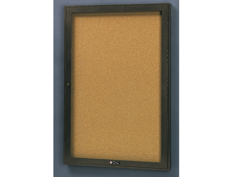 RIVAL SERIES - Bulletin Board Cabinet
