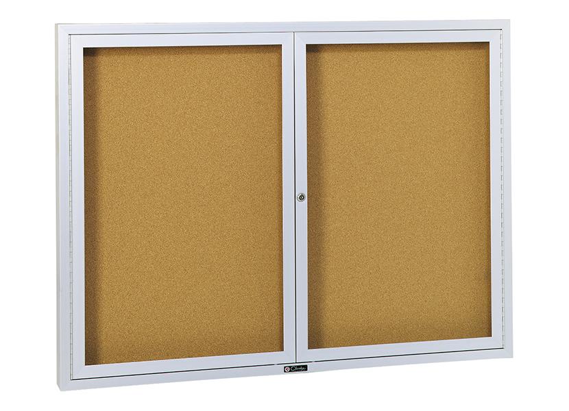 REVERE SERIES - Bulletin Board Cabinet