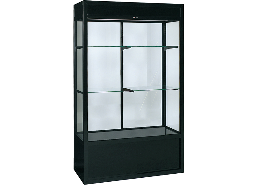 748 UNIVERSAL SERIES - Freestanding Aluminum Display Case