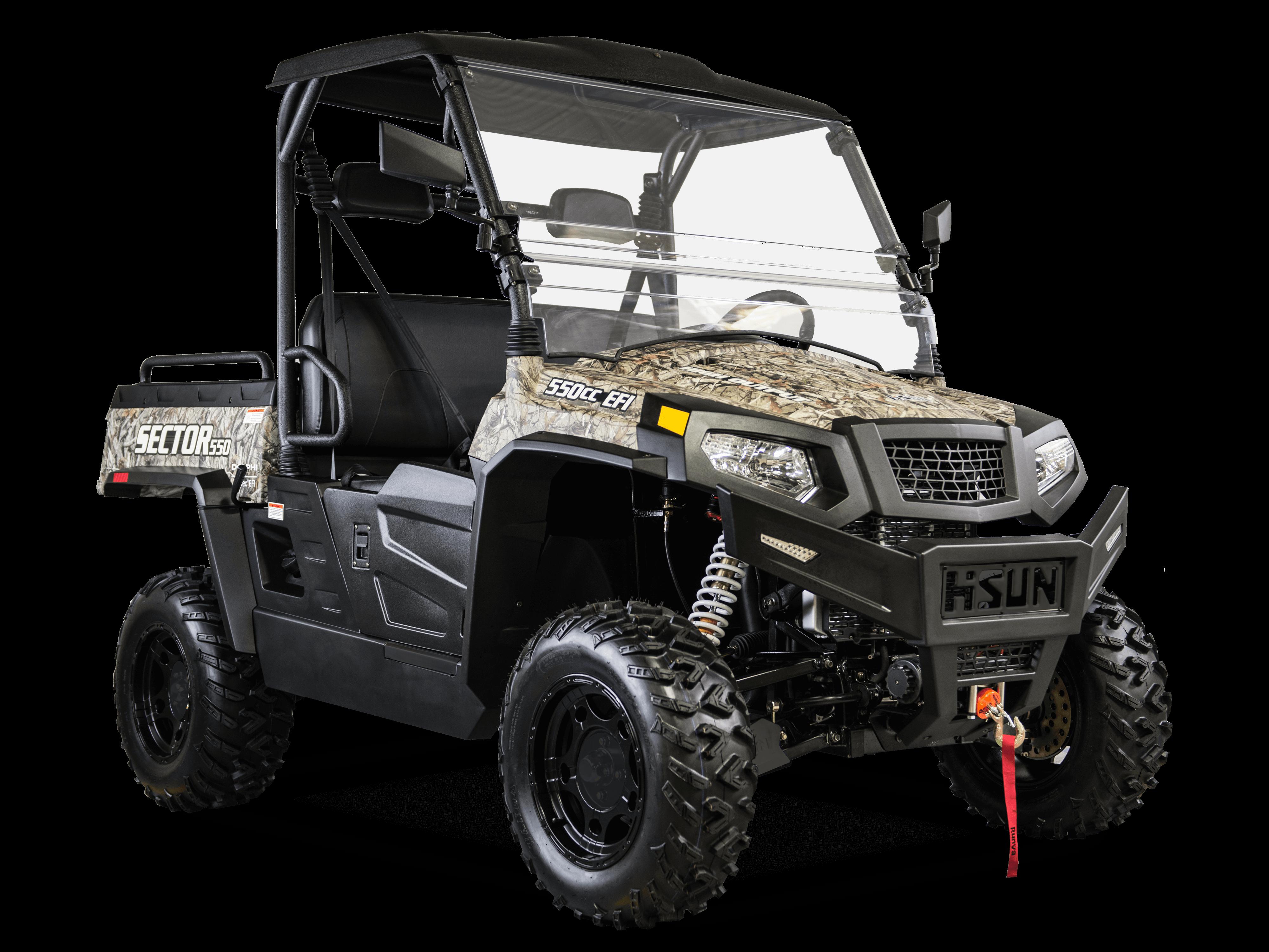 Hisun Motors | Sector | SECTOR 550