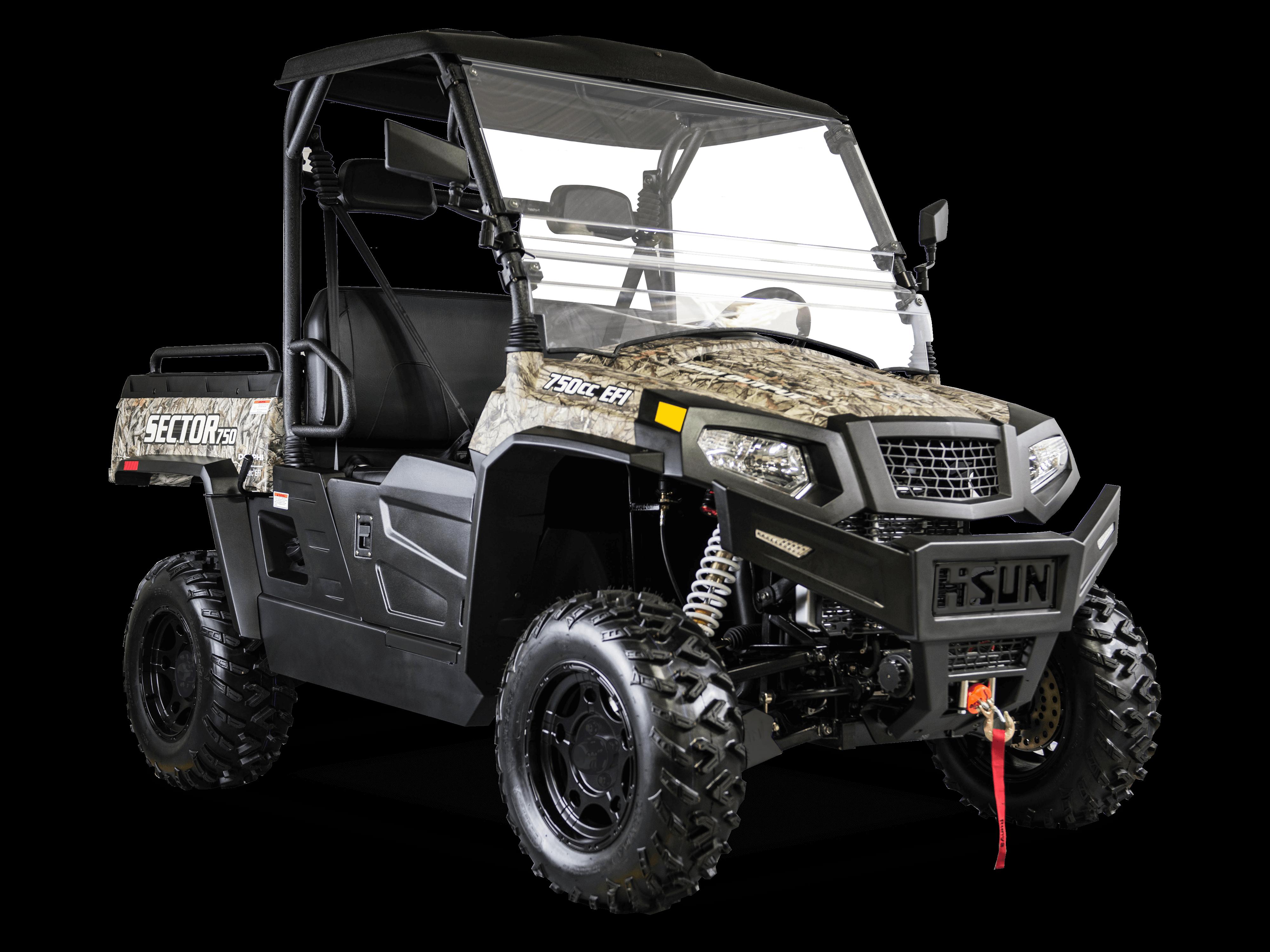 Hisun Motors   Sector   SECTOR 750
