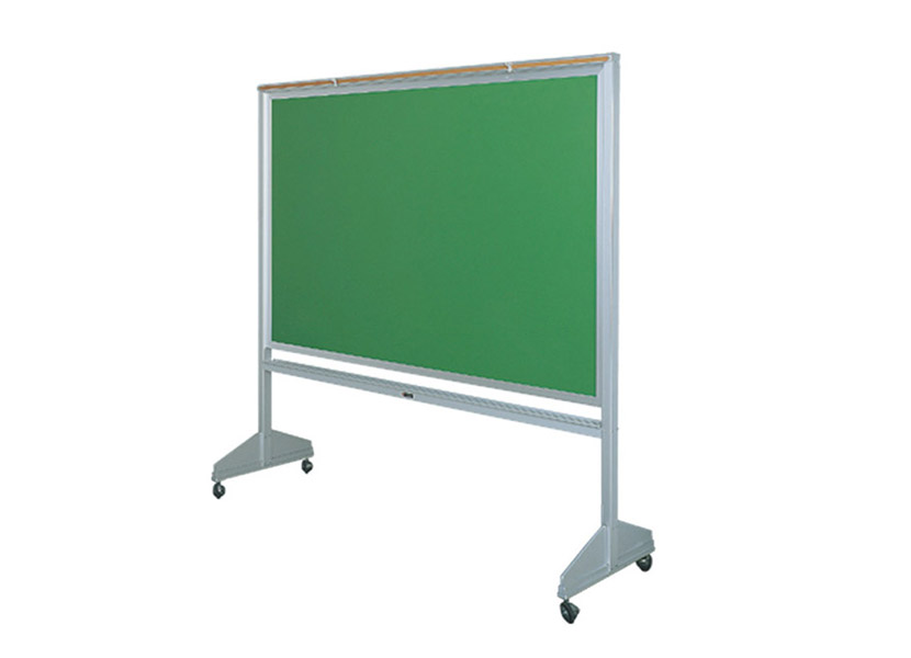 DELUXE TWO-SIDED MOBILE - Markerboard or Chalkboard