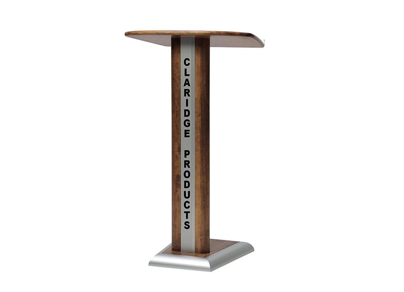 348 SERIES - Free Standing Wood Lectern