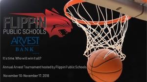 Arvest Tournament 2018