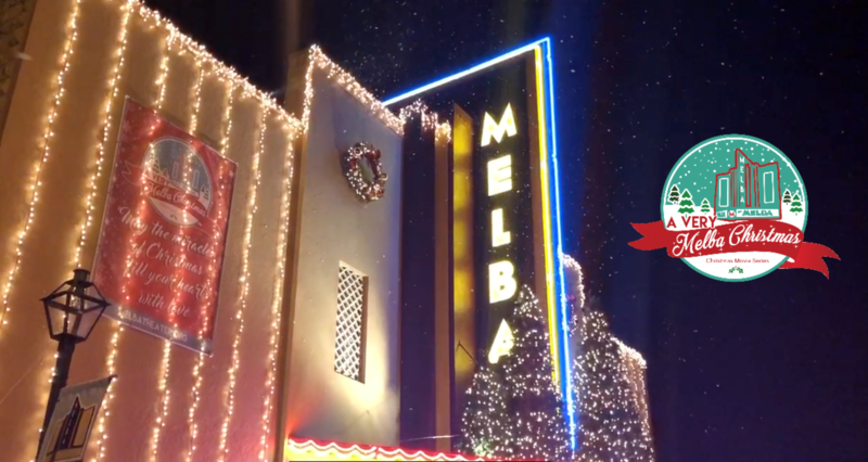 Have Yourself a Very Melba Christmas