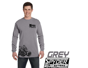 LONG SLEEVE SPYDER EXTRAS LOWER WRAP DESIGN SPYDER F3 VERSION