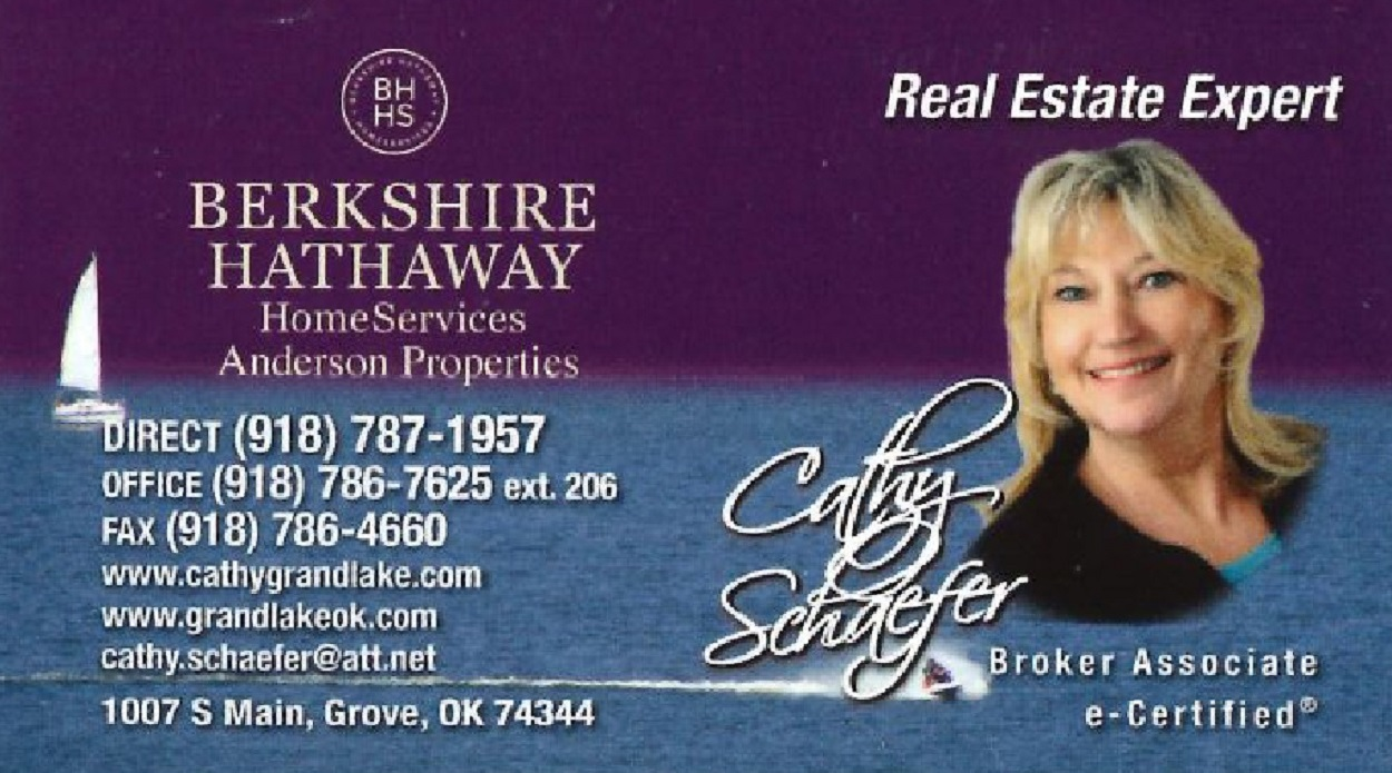 Cathy Schaefer - Berkshire Hathaway Anderson Properties Grand Lake