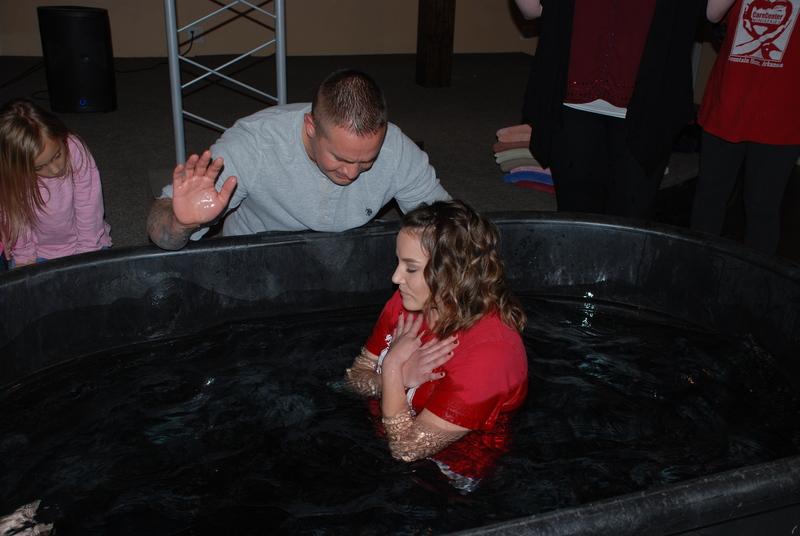 December's Baptisms