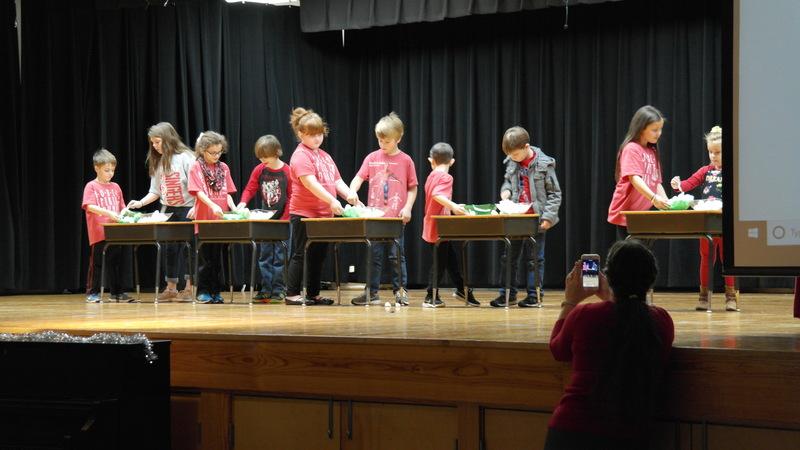 Flippin Elementary Celebrates Student Success