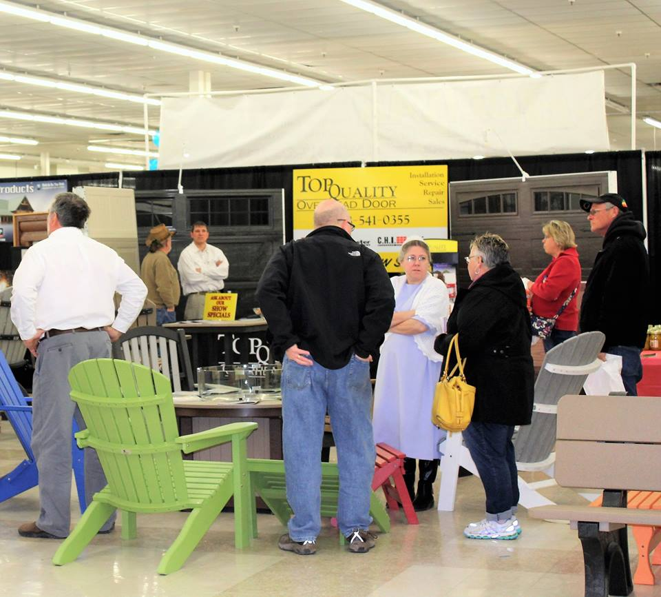 2021 Grove Home & Garden Show - Feb. 12 - 14