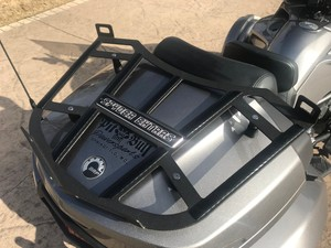 SPYDER EXTRAS REAR CARRIER RACK FOR F3 LIMITED SF3-RK1L