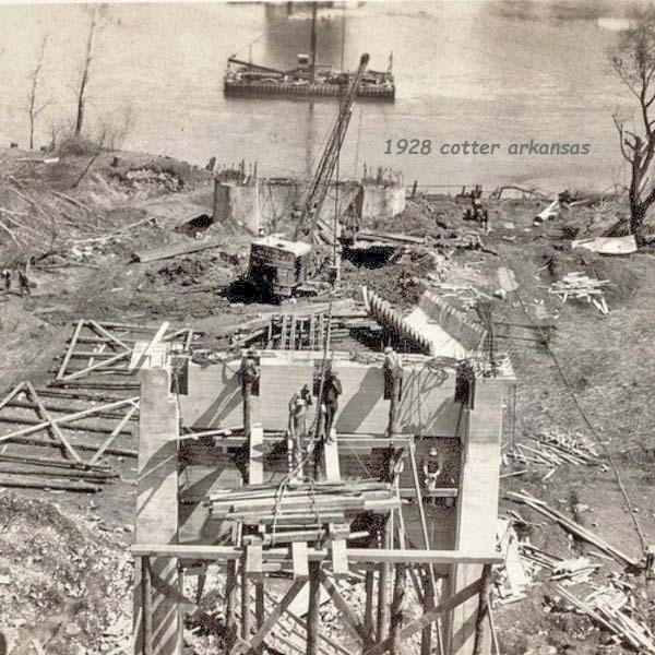 CONSTRUCTION 1927-1928    COTTER AR. RUTHVEN
