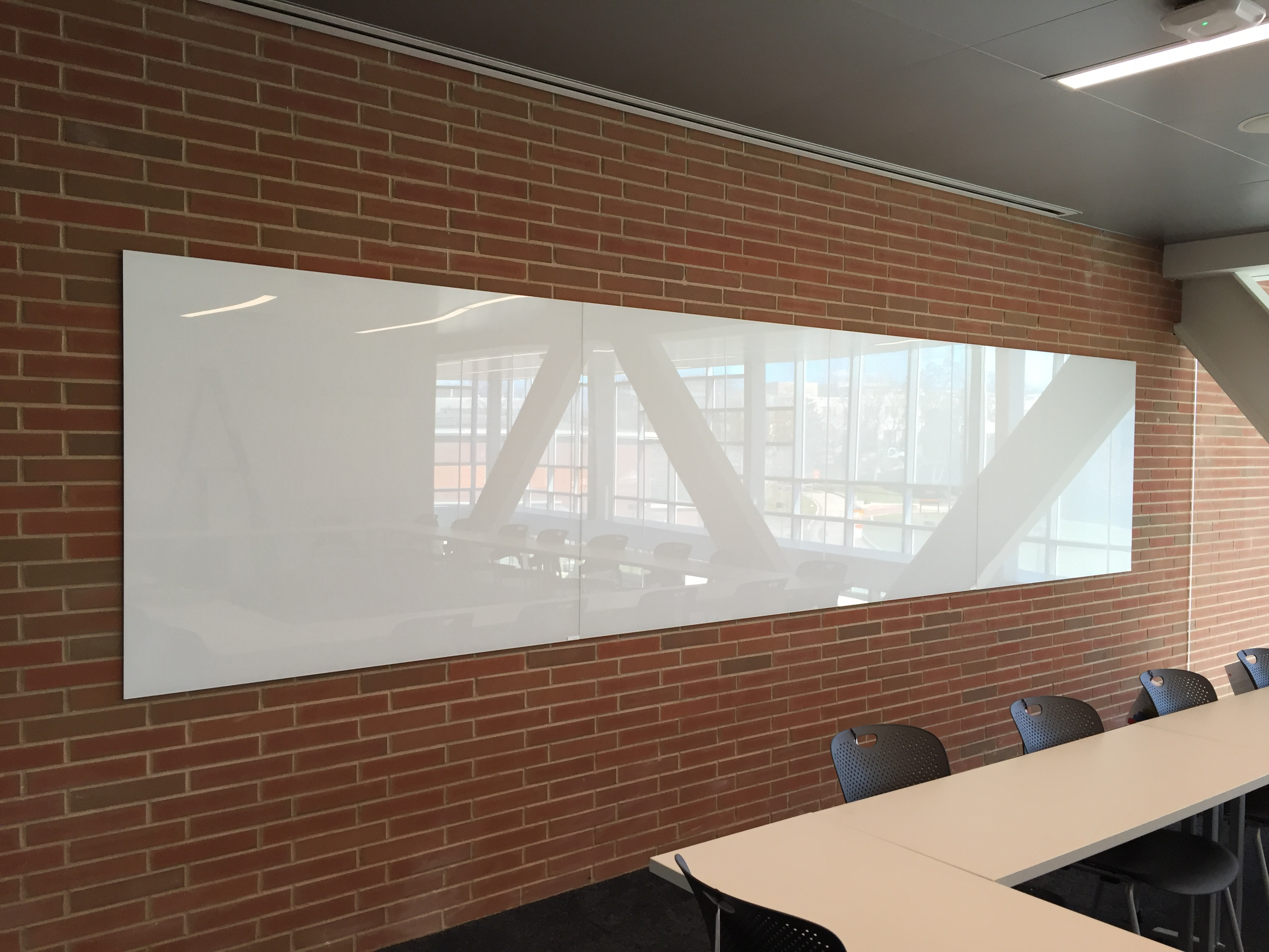 ARCHITECTURAL GLASS - Dry Erase Markerboards