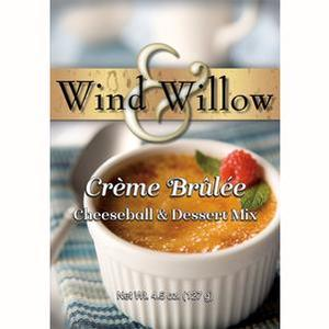 Creme Brulee Cheesecake & Dessert Mix