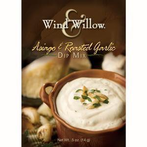 Asiago & Roasted Garlic Dip Mix