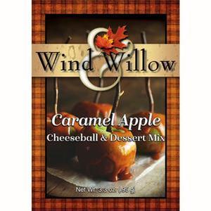 Caramel Apple Cheeseball & Dessert Mix