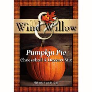 Pumpkin Pie Cheeseball & Dessert Mix