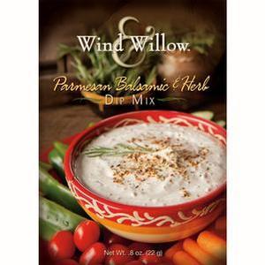Parmesan Balsamic & Herb Dip Mix