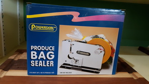 Powerseal Produce Bag Sealer