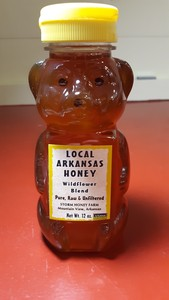 Local Arkansas Honey