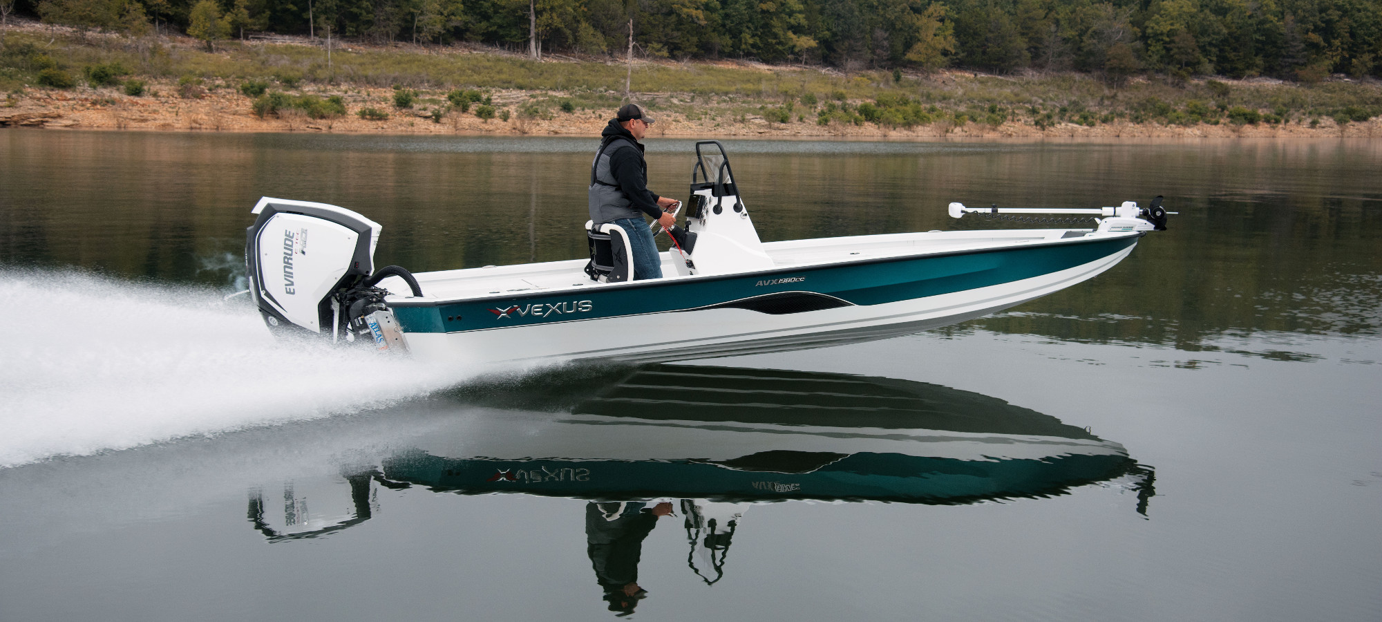 Raise the Bar with the AVX Series… Bow to stern, they're Built to Perform & Priced to Move™.