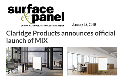 Surface and Panel - January 28, 2019