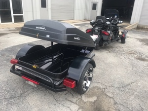 SPYDER EXTRAS CUSTOM SPORTS TRAILER SF3RT-SPT
