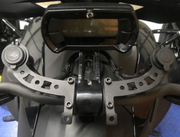 2019 Can-Am Ryker Parts & Accessories 12 VOLT DOCKING