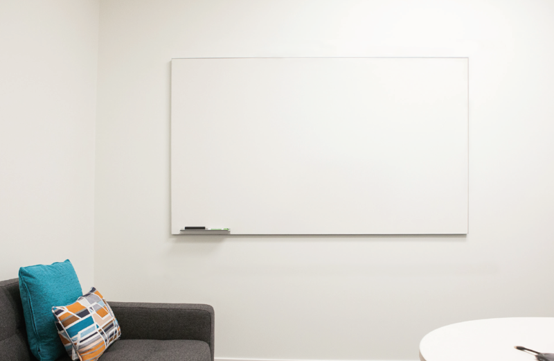 CONNECT X2 Dry Erase Markerboard