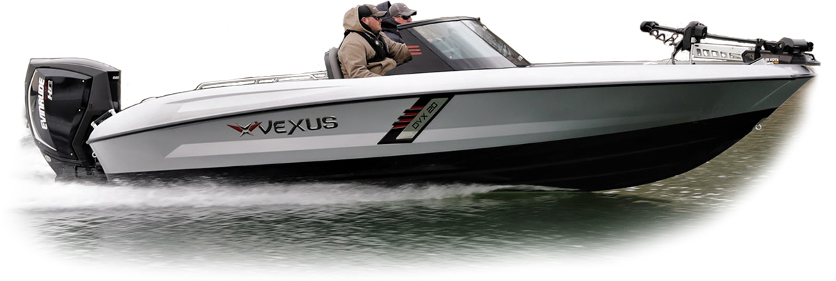 DVX20 | Vexus Boats | Aluminum & Fiberglass Fishing Boats