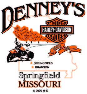 Denny's Harley Davidson