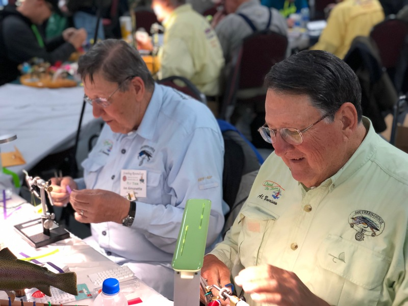 Long time clients: Joe and Al, St. Louis, Mo